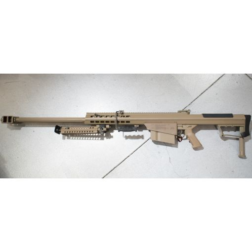 Snow Wolf BARRETT M107A1 Spring Sniper Rifle ( Tan )