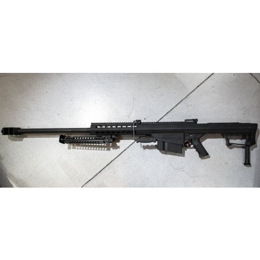 Snow Wolf BARRETT M107A1 Spring Sniper Rifle ( Black )