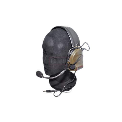 TC COMTAC III Noise Reduction Headset - Single Channel ( OD ) ( CT3 )