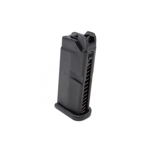 Umarex / VFC Glock 42 14 Rds Gas Magazines ( Black ) ( Standard Version )