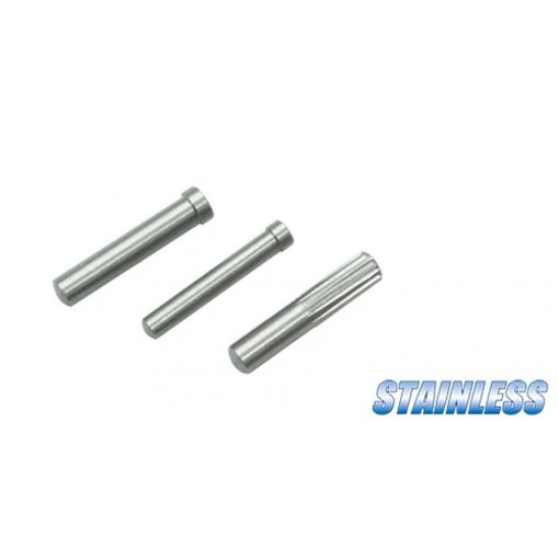 Guarder Stainless Steel Hammer/Sear/Housing Pins for Marui V10 GBB Pistol