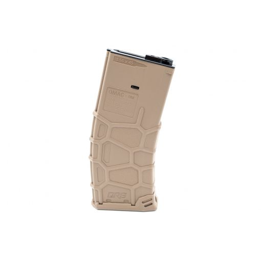 VFC QRS 300 Rds HI-CAP Magazine For  VFC / AVALON VR16 & M4 AEG Series ( FDE )