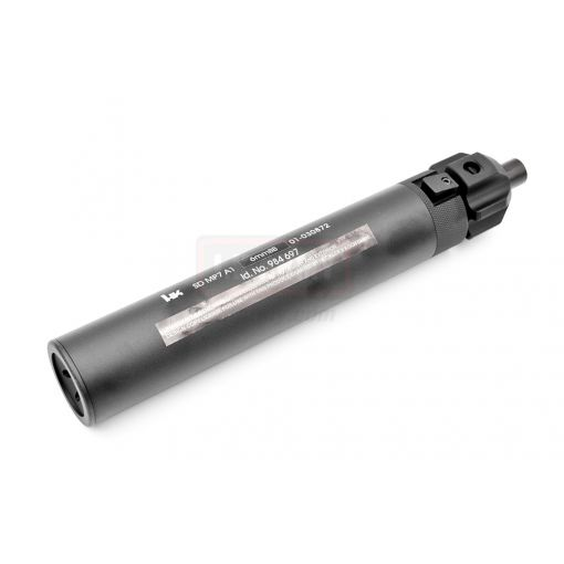 VFC H&K MP7 A1 Silencer ( Umarex Licensed ) ( Black )