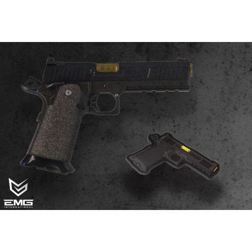 EMG SAI™ RED 1911 DS PVC Patch