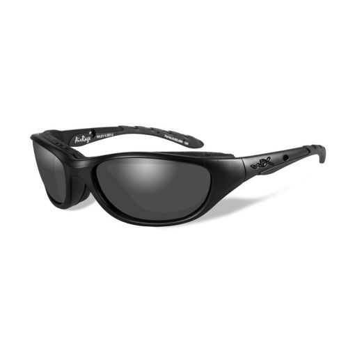 WILEY X Airrage Grey Lens/Matte Black Frame Shooting Glasses