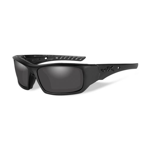 WILEY X Arrow Grey Lens/Matte Black Frame Shooting Glasses