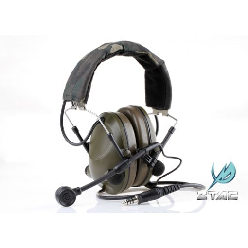 Z-Tactical ZPeltor Sound-Trap Headset ( OD ) ( Z 042 )
