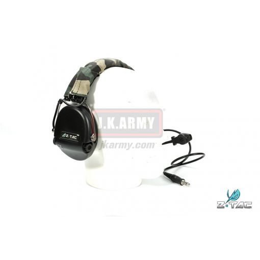 Z-Tactical Sordin Noise Reduction Headset ( Z111 ) ( BK )