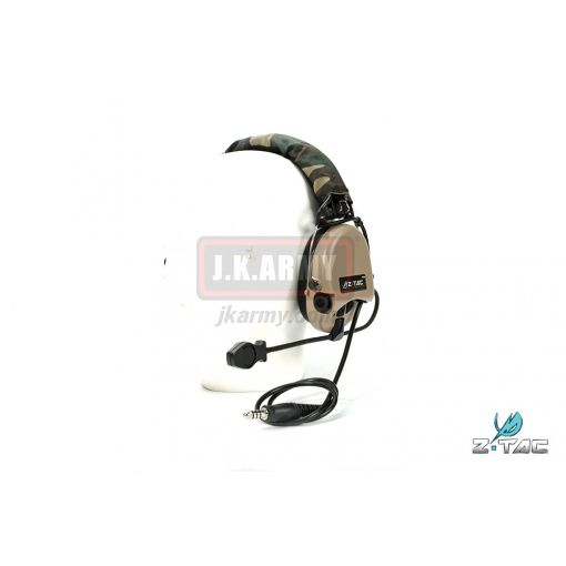 Z-Tactical Sordin Noise Reduction Headset ( Z111 ) ( DE )