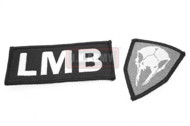 The Division Cosplaying Game Patch Set B ( LMB )