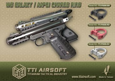TTI Airsoft Charge Ring for Galaxy G-Series & AAP-01 ( AAP01 )