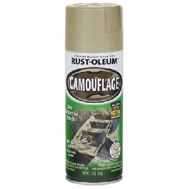 Rust-Oleum SPECIALTY Camouflage Spray Can [ HK LOCAL ONLY ]
