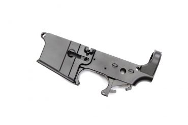 FCC Forged Lower Receiver (blank marking) for PTW Spec