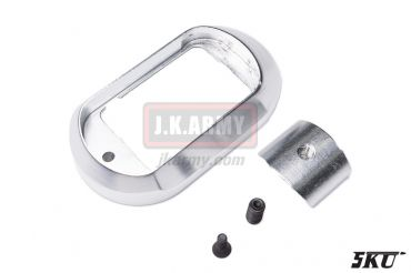 5KU Magwell for TM 17/18C ( Silver )