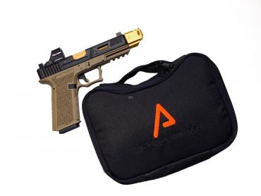 RWA x JDG Agency Urban Combat 2.0 with P80 Lower Complete Gun with Carry Case ( Model 17 GBB Pistol Airsoft )
