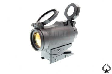 Ace One Arms Type 2 Style Red Dot Sight with Quick Adjustment Mount ( BK )