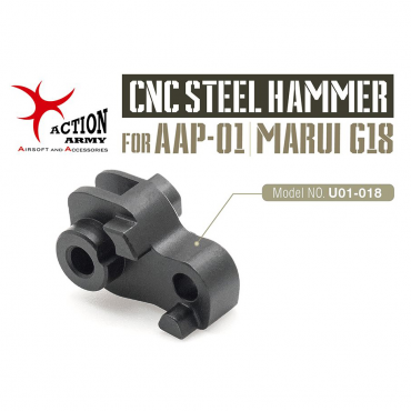 Action Army AAP01 CNC Steel Hammer