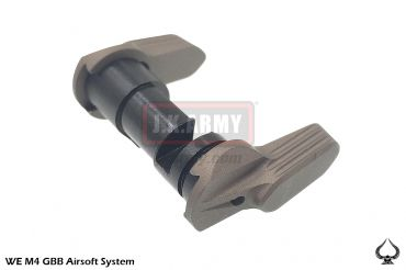 Ace1 Arms A Style 45/90 Degree Safety Selector for WE M4 GBB System ( FDE ) ( AXT5 )