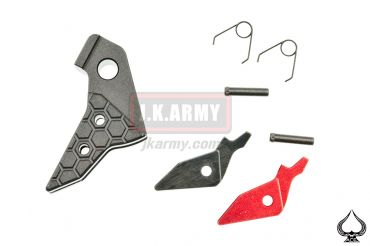 Ace1 Arms OWC Style Glock Kraft Trigger Group ( Black ) ( for Marui / WE / Stark Arms / KJ Series )