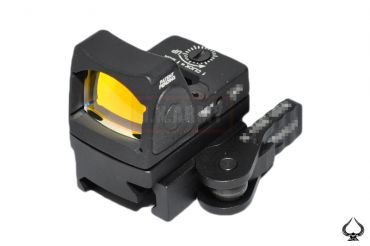 Ace1 Arms RMR Style Control Sensor Red Dot Sight On / Off with QD Mount