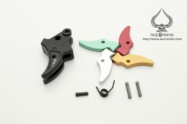 Ace1 Arms S STYLE Tier 1 Trigger Set for WE M&P SERIES ( BK )