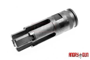 Angry Gun SF216A Style Airsoft Flash Hider ( 14mm CW / CCW )