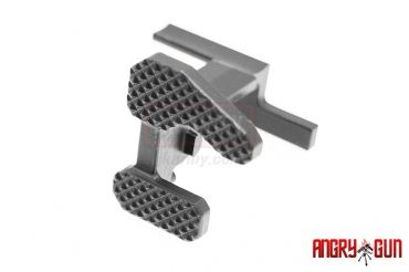 Angry Gun Steel CNC Bolt Stop for TM M4 MWS Maritime Ver.