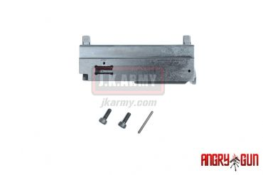 Angry Gun CNC Steel Bolt Carrier for WE SCAR MK17 GBB