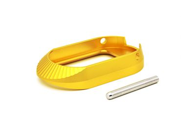 AIP Aluminum Magwell - Type 3 ( Gold / No marking )