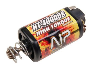AIP High Torque Motor HT-40000 ( Short Type & Force-magnetism )