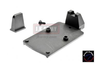 Airsoft Artisan RMR Mount with Sight for WE G Series