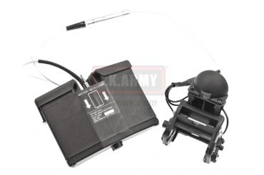 ANVIS Mount + LPBP Battery Box with Wire Kit & Metal Ground Plate ( EVI Custom Made )