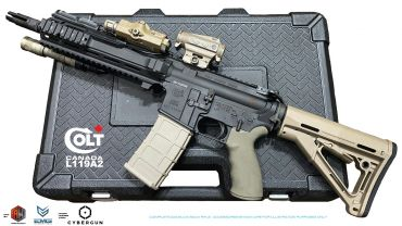 Archwick Officially Licensed COLT L119A2 GBB Rifle ( Black ) ( GHK )