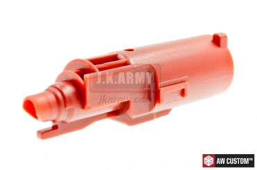 ARMORER WORKS AW 5.1 Nozzle - Strengthen ( Red )
