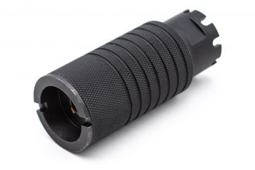 """Asura Dynamics - DTK """" Krinkin """" AK Series Suppressor ( With Tracer Unit and Muzzle Flame Effect ) ( 24mm CW )"""