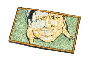 Attack - Strange kind Style Patch ( Free Shipping )