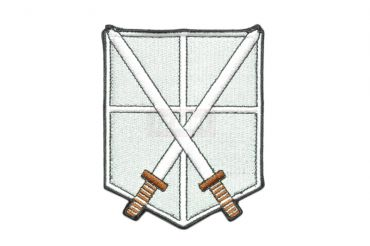 Attack - Training Corps Style Patch ( Free Shipping )