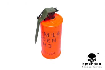 AN-M14 TH3 Incendiary Hand Grenade Dummy