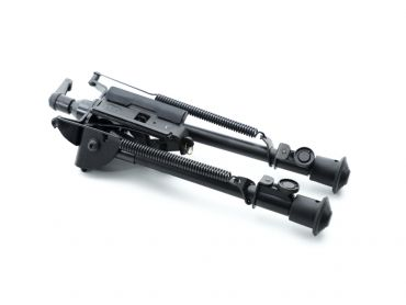 Alpha 6-9 Inch Adjustable Spring Eject Bipod with Fast Lock