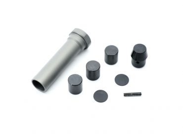 Alpha Aluminum Buffer with Spring for M4 Series (GBB)