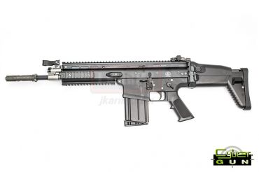 Cybergun SCAR-H GBB Rifle ( FN Herstal Officially Licensed ) ( WE )
