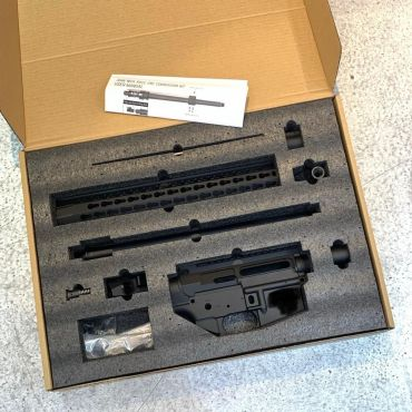 Angry Gun JW Rifle TT Style Conversion Kit for Marui MWS GBBR ( John Wick Style Limited Edition )