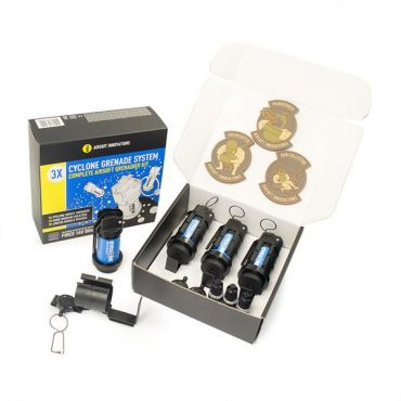 Airsoft Innovations 3X CYCLONE GRENADE SYSTEM