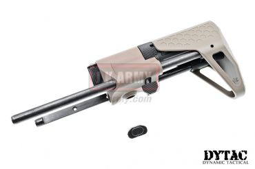 DYTAC EVO PDW Stock for Systema PTW ( Cerakote Magpul FDE )