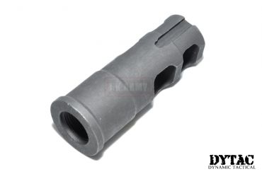DYTAC MB556 Style Airsoft Flash Hider ( 14mm Anti-Clockwise , 14mm CCW )