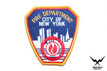 FFI - Fire Department City of New York Patch ( Free Shipping )