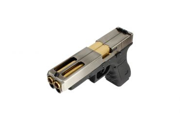 WE G34 Double Barrel ( SV ) GBB Pistol Airsoft