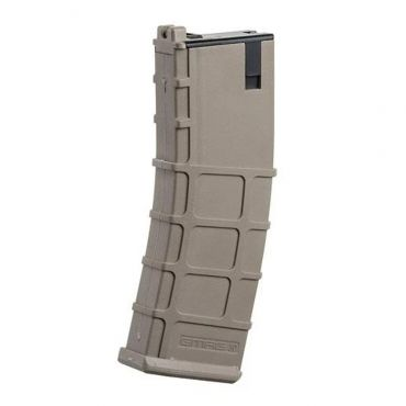 GHK 40 Rds GMAG Gas Magazine for GHK G5 / M4 GBBR ( Tan ) ( PMAG Style )