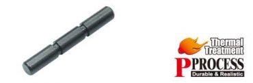 Guarder Steel Trigger Pin for G-Series GBB (Black)