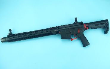 Strike Industries Strike Tactical Rifle MWS GBBR System 15.5 Inch Ver. ( Red Edition ) ( EMG SI ) ( by G&P )